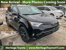 2017 Toyota RAV4 SE South Burlington VT