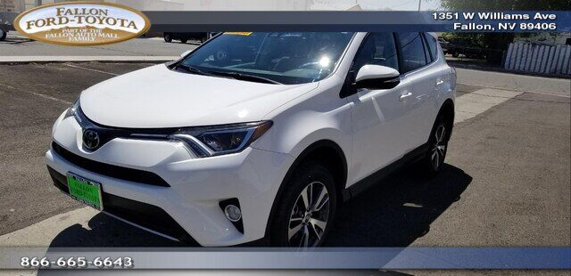 2017 Toyota RAV4 WAGON 4 DOOR Fallon NV