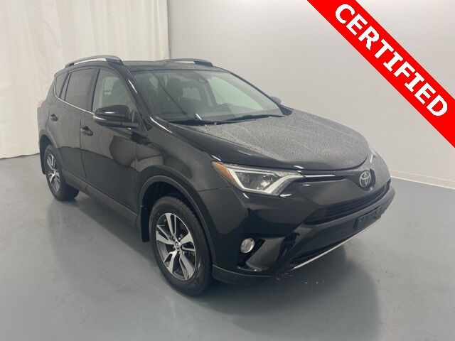 "2017 Toyota RAV4 XLE AWD w/ ""Plus"" Extra Value Package Holland MI"