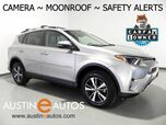 2017 Toyota RAV4 XLE *BACKUP-CAMERA, PRE-COLLISION SYSTEM, LANE DEPARTURE ALERT, ADAPTIVE CRUISE, TOUCH SCREEN, MOONROOF, BLUETOOTH