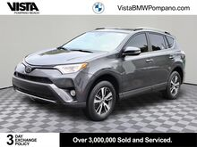 2017_Toyota_RAV4_XLE_ Coconut Creek FL