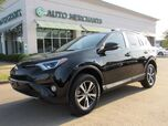 2017 Toyota RAV4 XLE FWD,Navigation System, Sun/Moonroof , Power Liftgate, Adaptive Cruise Control, Back-Up Camera