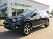 2017_Toyota_RAV4_XLE FWD,Navigation System, Sun/Moonroof , Power Liftgate, Adaptive Cruise Control, Back-Up Camera_ Plano TX