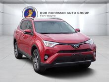 2017_Toyota_RAV4_XLE_ Fort Wayne IN