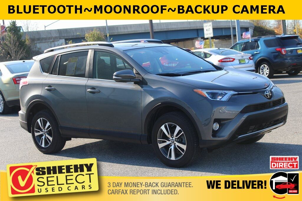 2017 Toyota RAV4 XLE Suitland MD