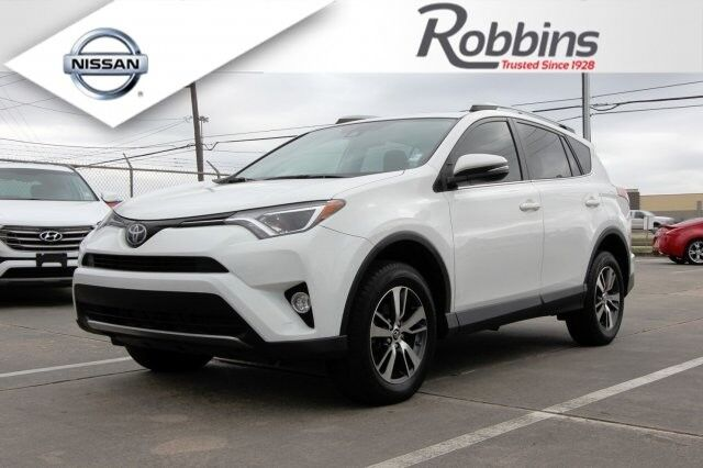 2017 Toyota RAV4 XLE Houston TX