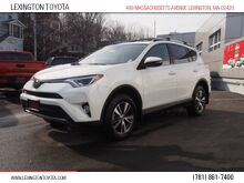 2017_Toyota_RAV4_XLE_ Lexington MA