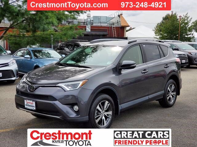 2017 Toyota RAV4 XLE Pompton Plains NJ