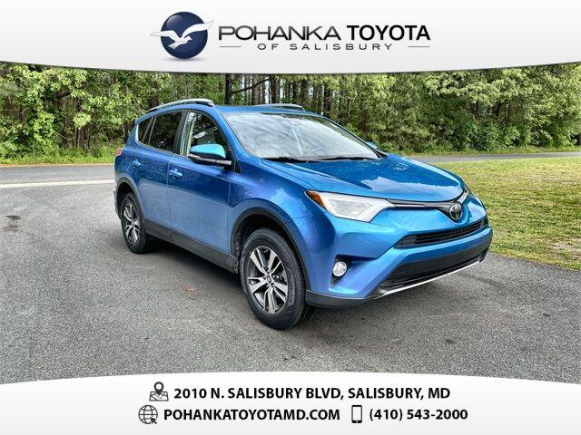 2017 Toyota RAV4 XLE Salisbury MD