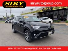 2017_Toyota_RAV4_XLE_ San Diego CA