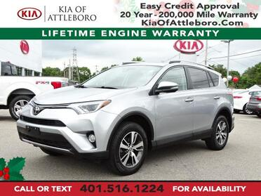2017_Toyota_RAV4_XLE_ South Attleboro MA