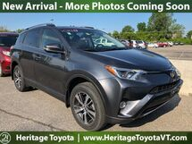 2017 Toyota RAV4 XLE South Burlington VT