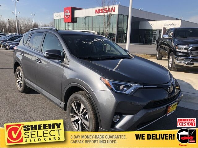 2017 Toyota RAV4 XLE White Marsh MD
