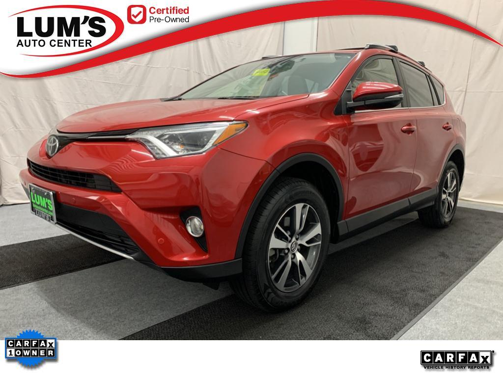2017 Toyota RAV4 XLE Warrenton OR