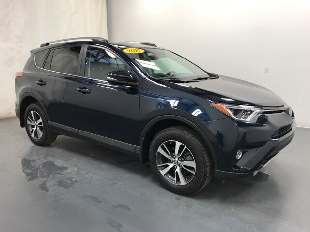 "2017 Toyota RAV4 XLE w/ ""Plus"" Extra Value Package AWD Holland MI"