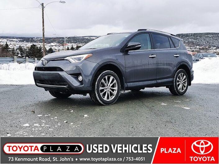 2017 Toyota Rav4 Limited St. Johns NL