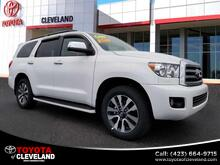 2017_Toyota_Sequoia_Limited 4X4_ Chattanooga TN