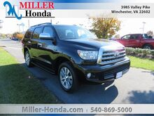 2017_Toyota_Sequoia_Limited_ Winchester VA