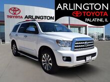 2017_Toyota_Sequoia_Limited_ Palatine IL