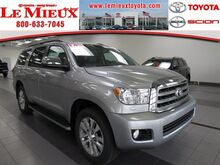 2017_Toyota_Sequoia_Limited_ Green Bay WI