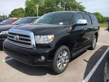 2017_Toyota_Sequoia_Limited_ Lafayette IN