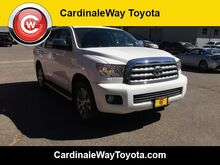 2017_Toyota_Sequoia_Limited_ South Lake Tahoe CA