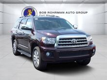2017_Toyota_Sequoia_Limited_ Fort Wayne IN