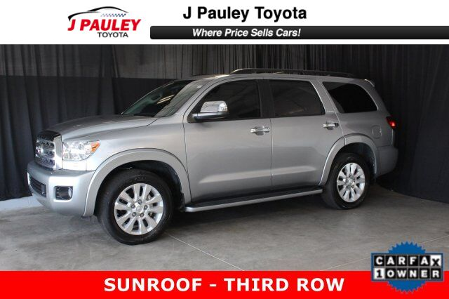 2017 Toyota Sequoia Platinum Fort Smith AR