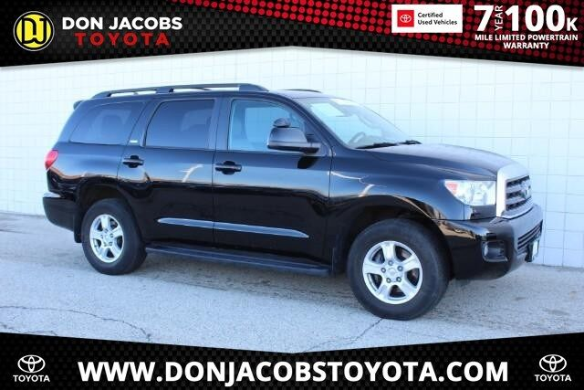 2017 Toyota Sequoia SR5 Milwaukee WI