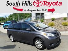 2017_Toyota_Sienna__ Washington PA