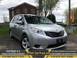 2017 Toyota Sienna $101Wk-TouchScreen-Bluetooth-Alloys-PowerWnds-PowrLcks