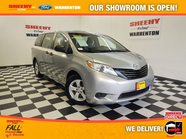2017 Toyota Sienna L Warrenton VA