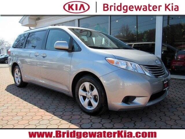 2017 Toyota Sienna LE 3.5L, GPS Link App, Rear-View Camera, Blind Spot Detection, Touch-Screen Audio, Bluetooth Technology, Power Sliding Rear Doors, Captain's Chairs, 3RD Row Seats, 17-Inch Alloy Wheels, Bridgewater NJ