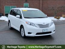 2017 Toyota Sienna LE AWD South Burlington VT