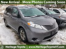 2017 Toyota Sienna LE FWD South Burlington VT