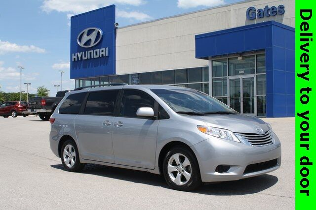 2017 Toyota Sienna LE Richmond KY