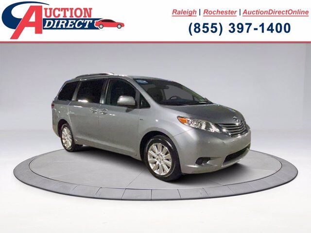 2017 Toyota Sienna LE Raleigh NC
