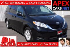 2017_Toyota_Sienna_LE_ Fremont CA