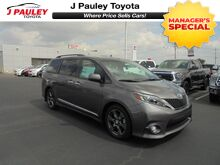 2017_Toyota_Sienna_SE Model Year Closeout!_ Fort Smith AR