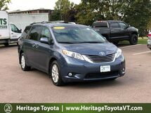2017 Toyota Sienna XLE AWD South Burlington VT