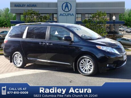 2017 Toyota Sienna XLE Falls Church VA