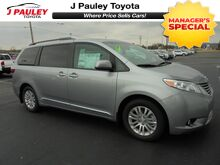 2017_Toyota_Sienna_XLE Model Year Closeout!_ Fort Smith AR