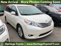 2017 Toyota Sienna XLE Premium AWD South Burlington VT