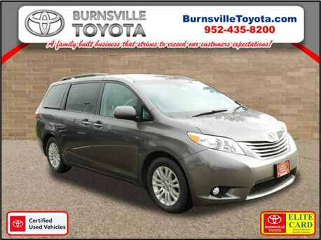 2017_Toyota_Sienna_XLE Premium_ Burnsville MN