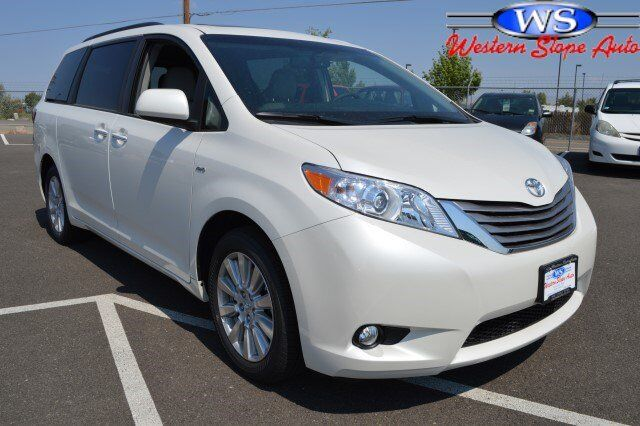 2017 toyota sienna xle premium grand junction co 18254298. Black Bedroom Furniture Sets. Home Design Ideas