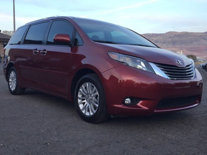2017 Toyota Sienna XLE Salt Lake City UT