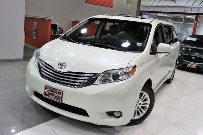2017 Toyota Sienna XLE Sunroof Navigation Backup Camera 1 Owner Springfield NJ