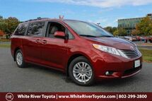 2017 Toyota Sienna XLE White River Junction VT