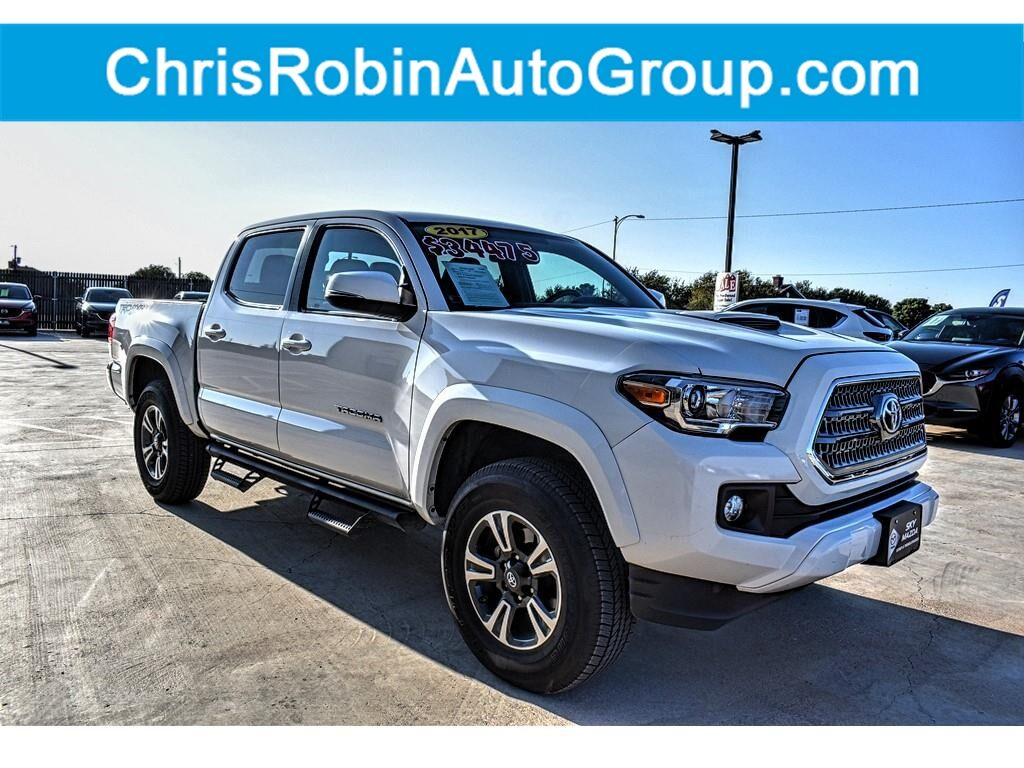 Used 2017 Toyota Tacoma Trd Pro In Odessa Tx