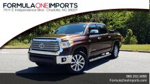2017_Toyota_TUNDRA 4WD_LIMITED / NAV / SUNROOF / CAMERA / BSM / TOW HITCH_ Charlotte NC